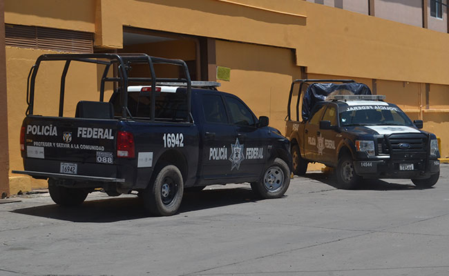 Arriban más de 200 policías federales a Chihuahua