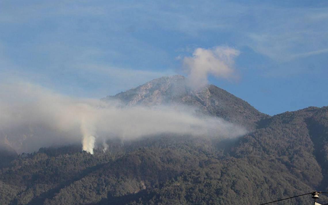 Peligra reserva del volcán Tacaná