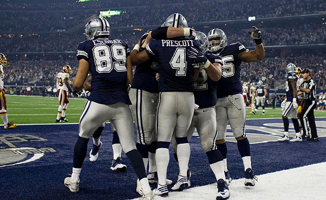 Acereros, Dallas y ahora Pats, conforman el podio NFL, pasión en México