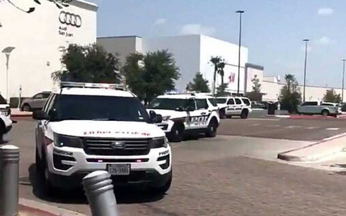 Desata pánico al intentar asaltar joyería en plaza Mall de McAllen, Texas