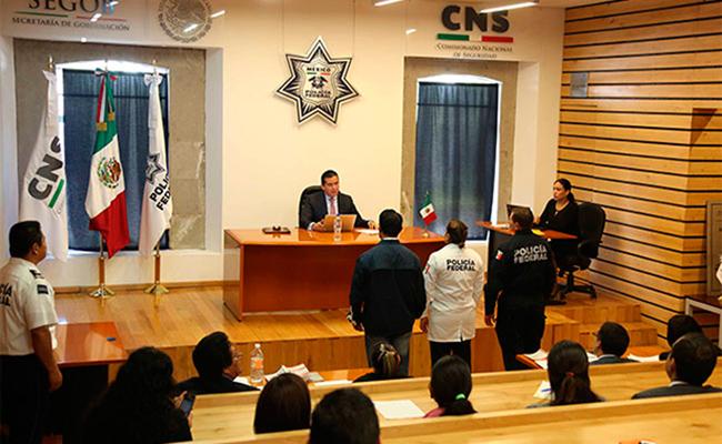 Urge consolidar el Nuevo Sistema de Justicia Penal,  afirman Morera y Wallace
