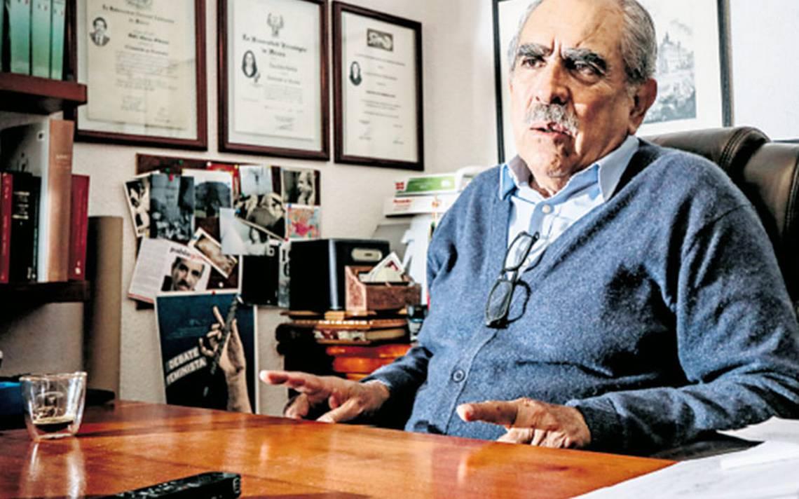 Morena no actuará como contrapeso, asegura Pablo Gómez