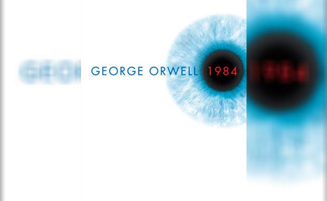 """Se disparan ventas de """"1984"""" de Orwell, por Trump"""