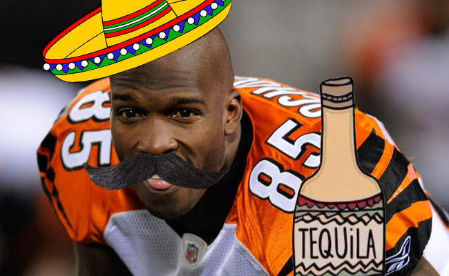 ¡Chad hermano ya eres mexicano! Ex jugador de la NFL pide naturalización