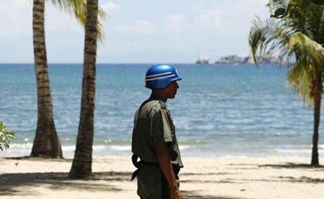 Cae avioneta en zona costera de Venezuela; deja 6 muertos