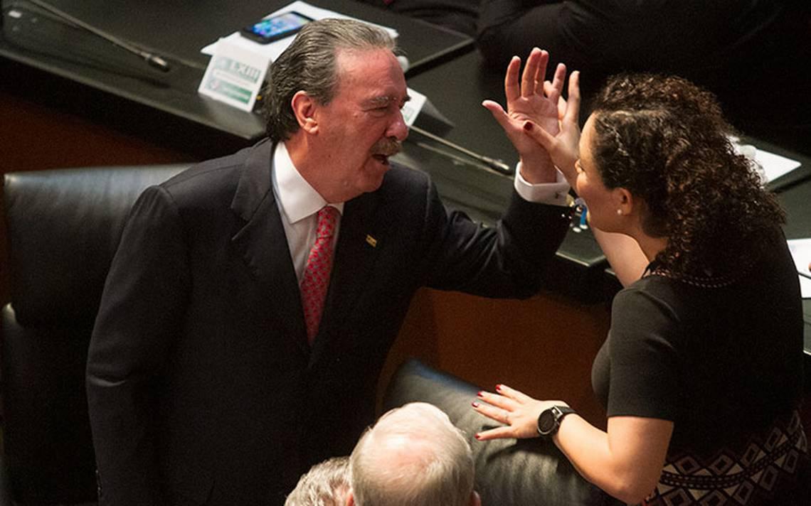 Priistas no usarán el voto útil a favor de Anaya, afirma Emilio Gamboa