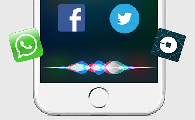 Ya puedes pedirle a Siri que escriba, envíe y lea chats de Whatsapp