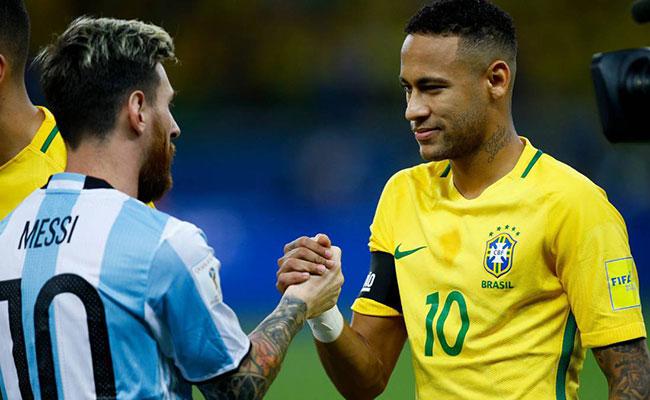 Messi dice adiós a Neymar con un emotivo video
