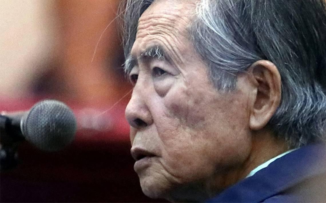 Fujimori revela que tiene tumor en el pulmón; descarta regresar a la política
