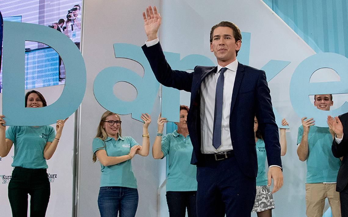 Sebastian Kurz llega al poder en Austria y será el dirigente más joven del mundo