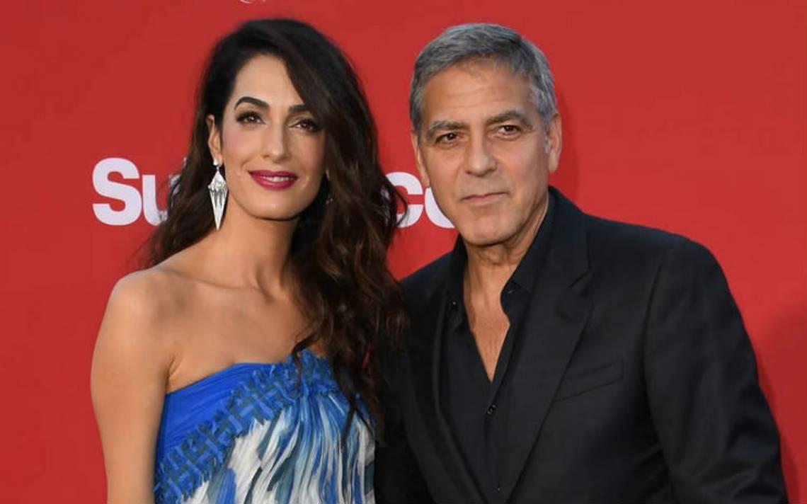 George y Amal Clooney donan 100 mil dólares a centro de apoyo a niños migrantes