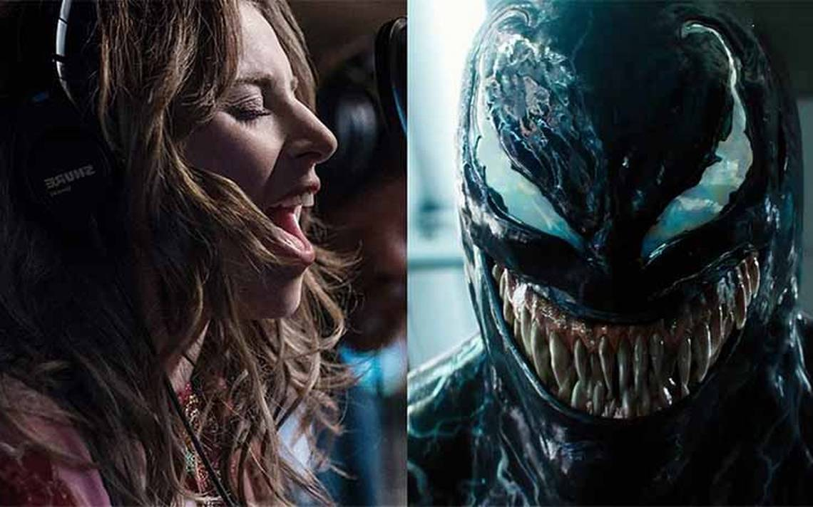 Fans de Lady Gaga intentan boicotear el estreno de Venom