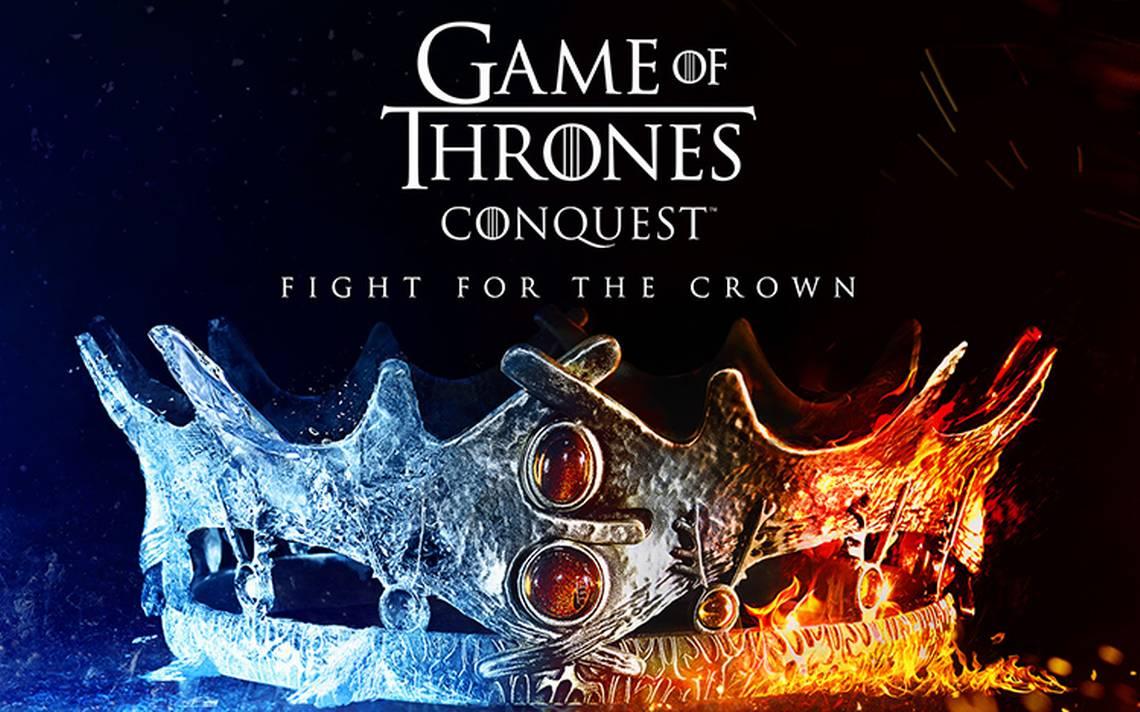Llega juego de la serie Game of thrones