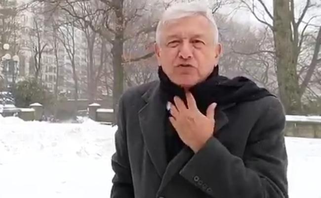 Reitera López Obrador su respeto a las Fuerzas Armadas