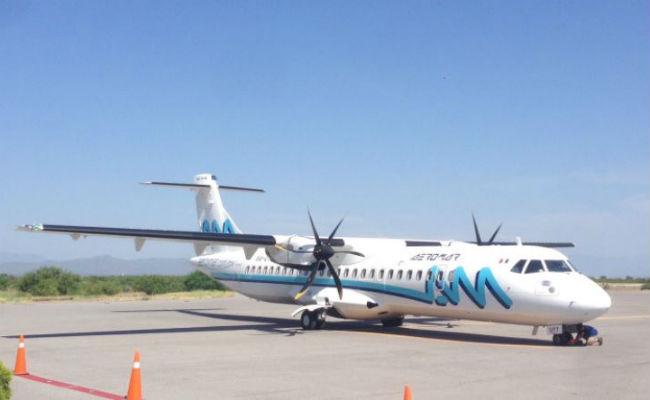 Aeromar amplia conectividad con nueva ruta Monclova-Ciudad de México