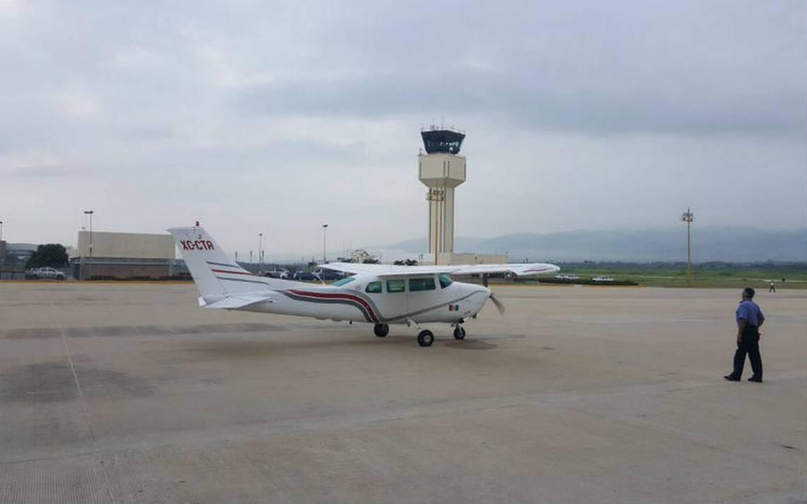 Se extravía aeronave con paciente en Chiapas
