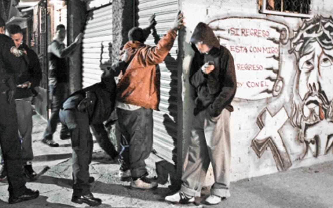 En tan sólo un año, el narcomenudeo aumenta 116% en la capital