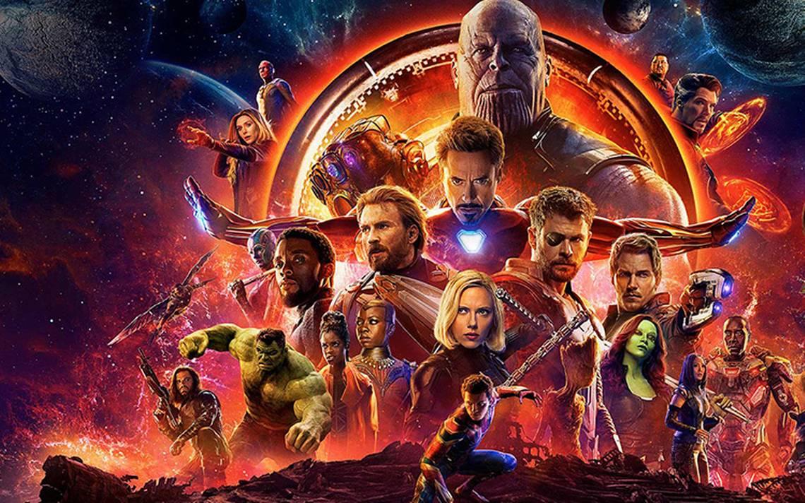 """Estos son los posters de """"Avengers: Infinity War"""" basados en las gemas del infinito"""