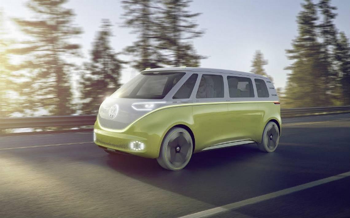 Volkswagen fabricará combi eléctrica