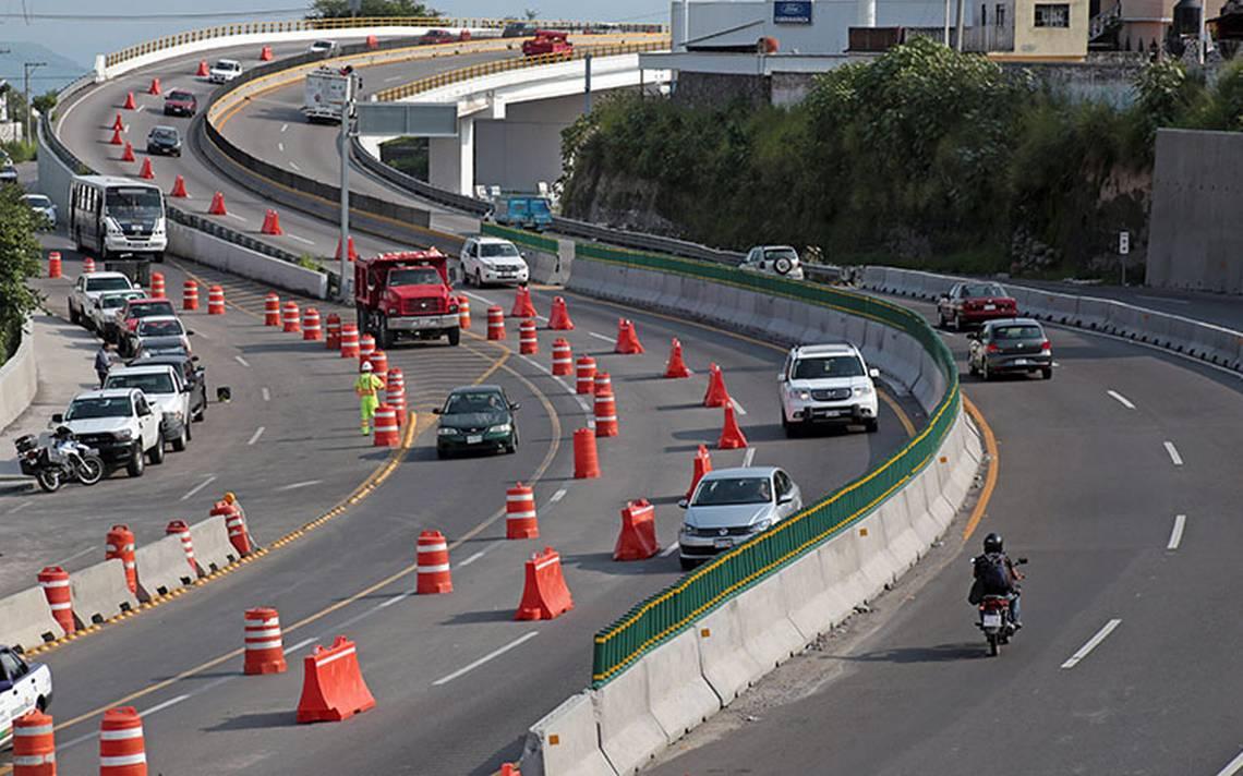 Cuernavaca detecta más fallas en Paso Express