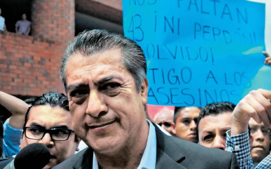 Me mocho la mano si soy culpable: Jaime Rodríguez, El Bronco
