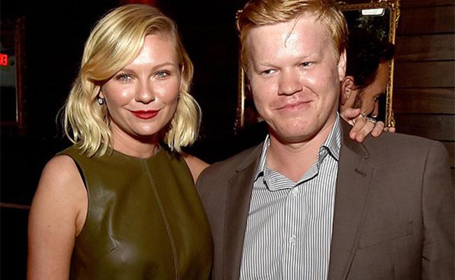 ¿Kristen Dunst se compromete con su compañero Jesse Plemons?