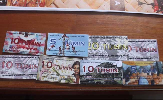 Se populariza el túmin, moneda alternativa en Veracruz