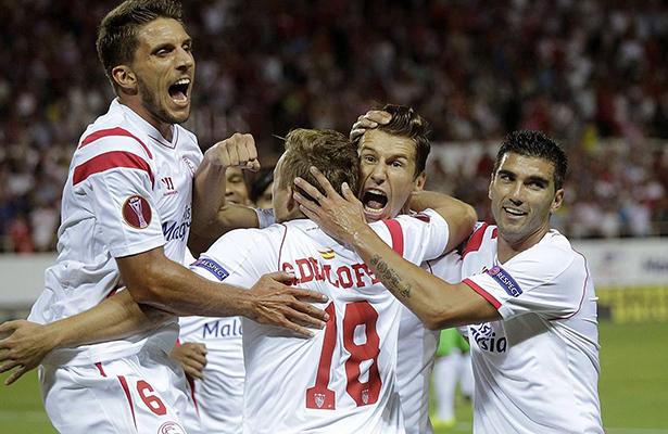 Sevilla quiere hacer historia en la Champions League.