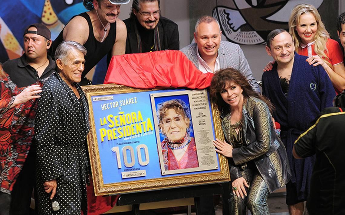 Verónica Castro cantará en La casa de las flores