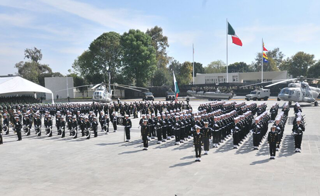 Resalta Peña Nieto trabajo de Fuerzas Armadas contra narcotráfico