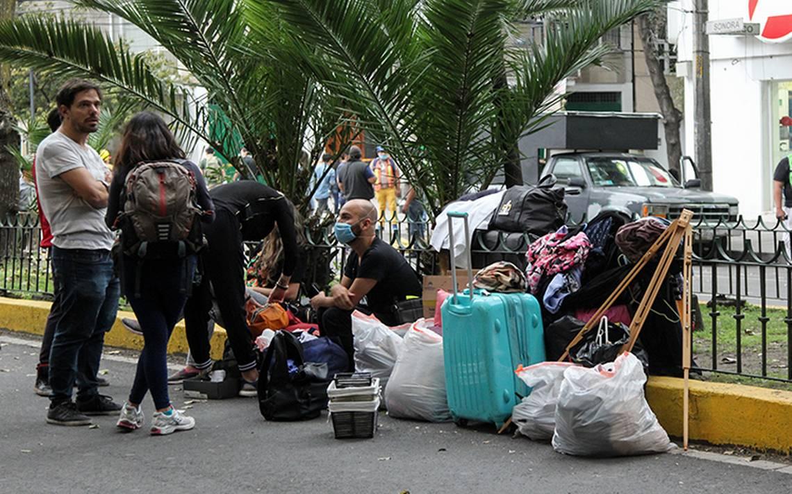 FOVISSSTE registra 5 mil 516 reportes de daños; CDMX y Chiapas, los más afectados