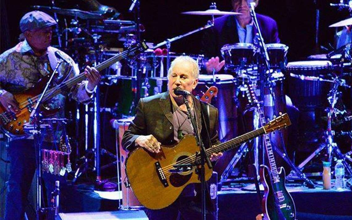 A sus 76 años, Paul Simon anuncia su concierto de despedida
