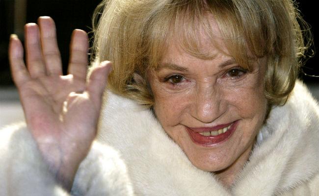 Muere la actriz francesa Jeanne Moreau, la gran dama del cine francés