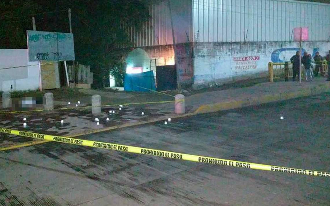 Mueren tres integrantes de una familia tras balacera en Naucalpan