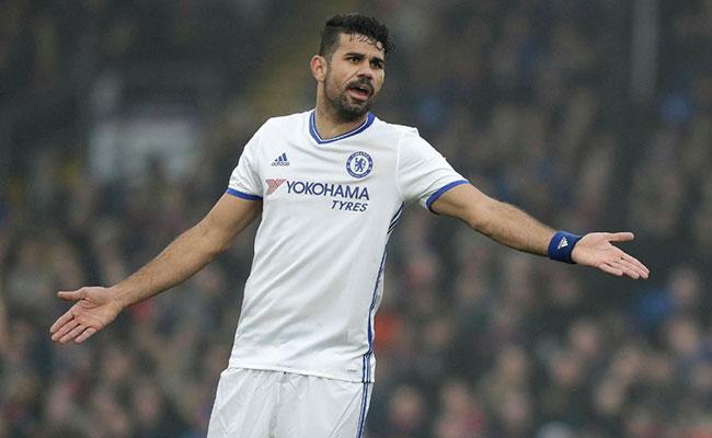 Diego Costa admite que quiso marcharse del Chelsea