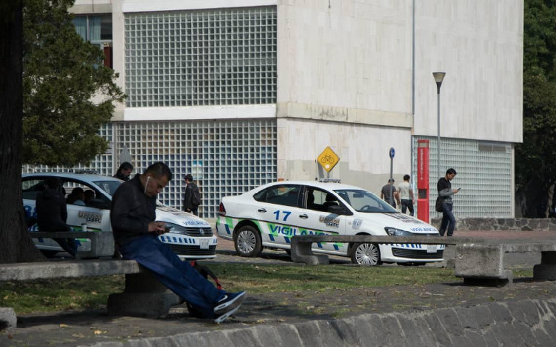 UNAM rechaza propuesta de Amieva para crear policía universitaria