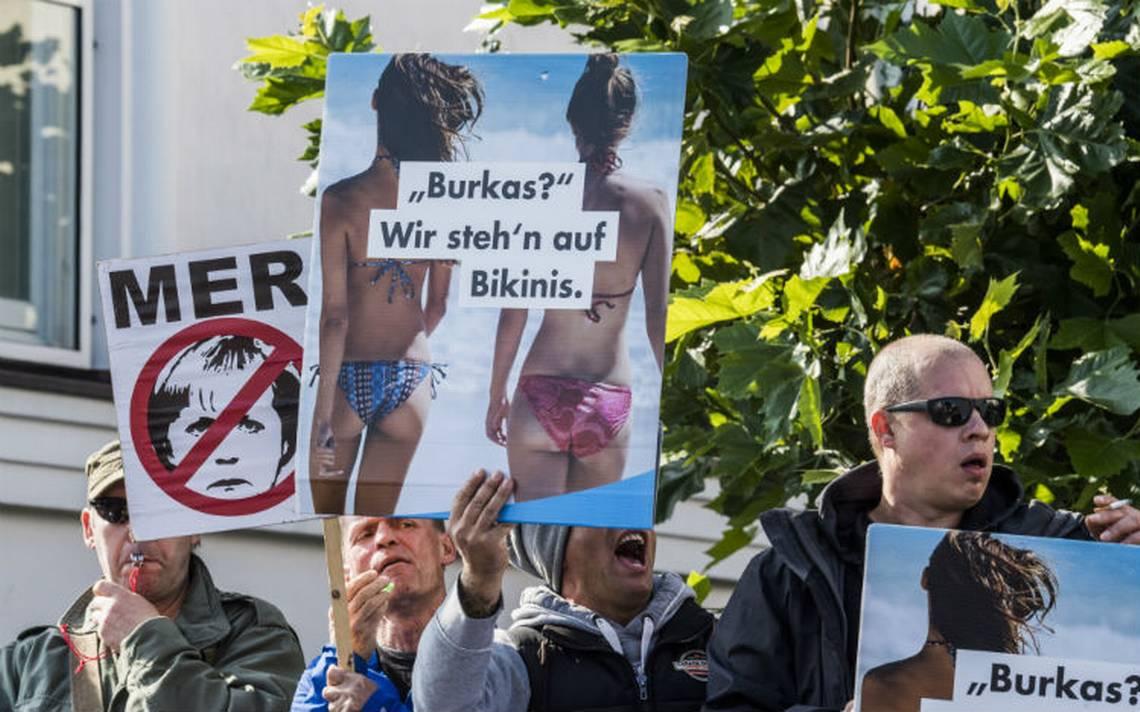 Por primera vez, la extrema derecha en la puertas del parlamento alemán