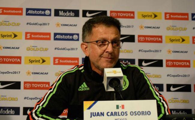 Osorio presenta convocados para enfrentar a Honduras y Trinidad y Tobago