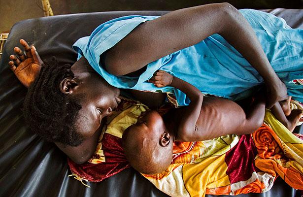 El gobierno de Sudán del Sur declara hambruna en varias zonas del país