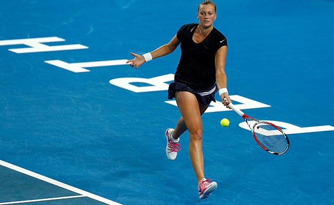 Petra Kvitova estará fuera de las canchas seis meses tras agresión