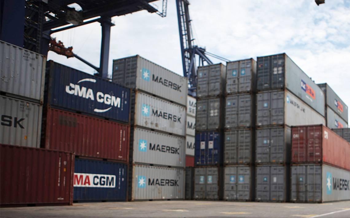 Exportaciones mexicanas crecen 17 por ciento anual en abril