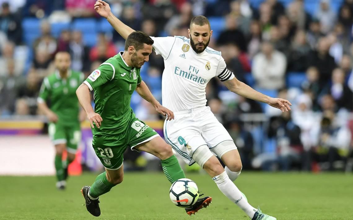 Real Madrid supera a LeganA�s y pone la mira en Bayern