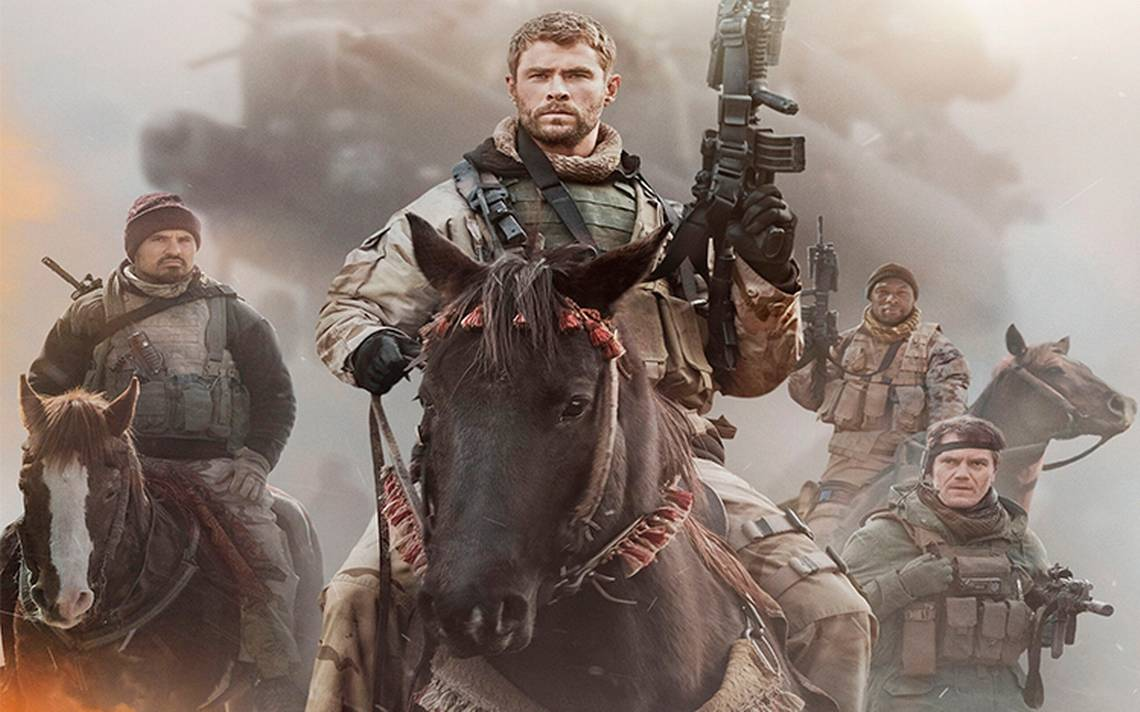 Chris Hemsworth deja el martillo para convertirse en soldado