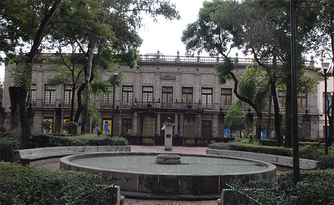 Arte en el Museo Nacional de San Carlos