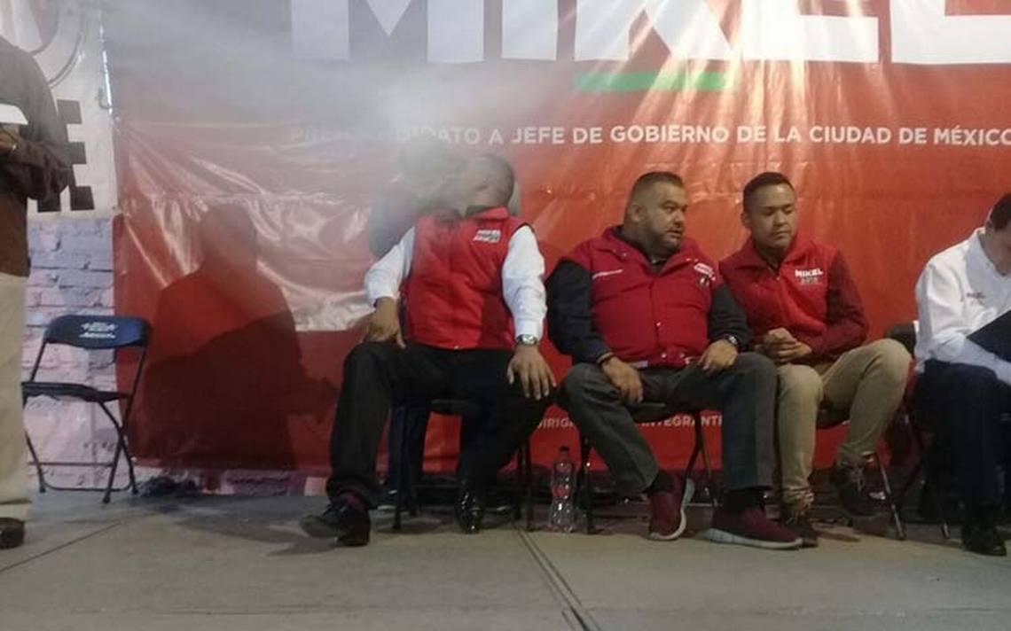 Cuauhtémoc Gutiérrez de la Torre reaparece en apoyo a Mikel Arriola