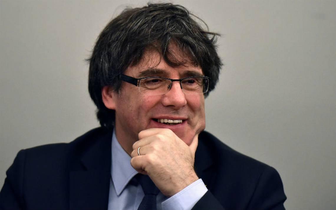 Puigdemont afirma estar listo para ir a prisión, en Bélgica