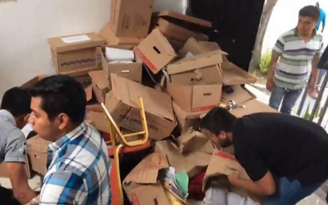 PAN pide garantizar seguridad durante cómputos distritales en Puebla