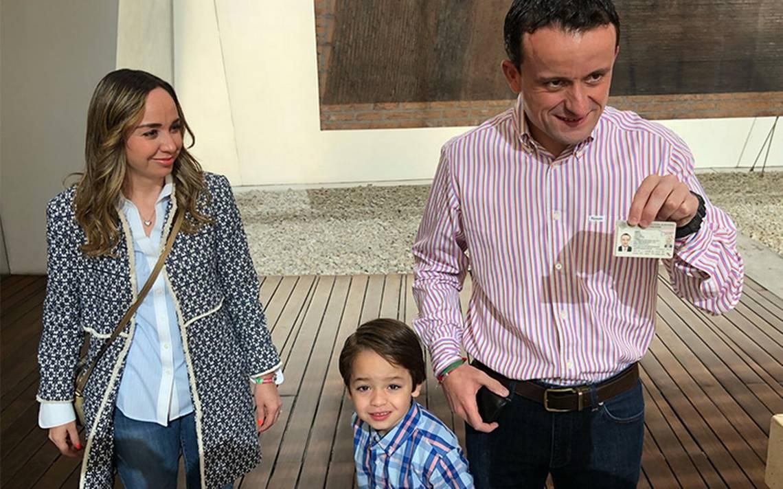 Mikel Arriola confía en fiabilidad de instituciones electorales