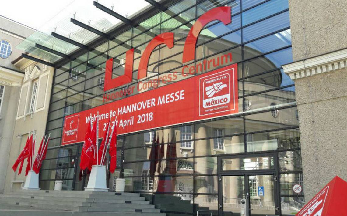 Hannover, el mundo industrial reunido