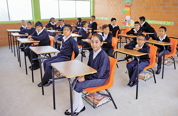 Hay espacio en escuelas de Mexicali para migrantes: SEE